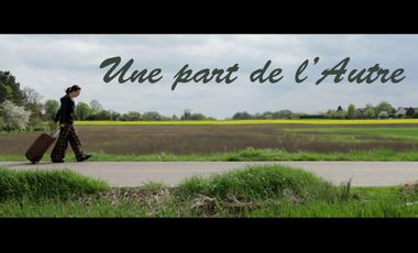 """Visueel van project """"Une part de l'Autre"""""""