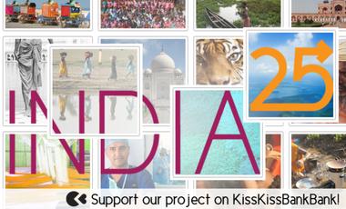 Visuel du projet INDIA 25