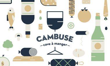 Visueel van project Cambuse - nouvelle cave à manger sur le quai de Seine !