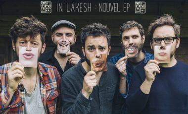 Visuel du projet In Lakesh : Nouvel EP!