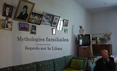 Project visual  Mythologies familiales - Regards sur le Liban