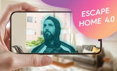 Visueel van project Escape Home 4.0 : un Escape Game chez vous encore + immersif !