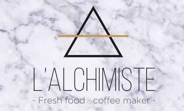 Visuel du projet L'Alchimiste - Fresh food & coffee maker -