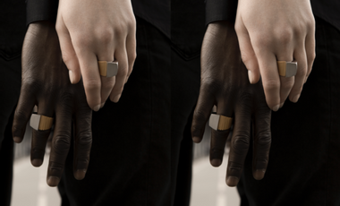 Project visual DEBORAH. ENKAOUA / Bijoux unisexes