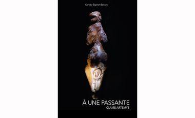 Visuel du projet À UNE PASSANTE, le livre photographique de Claire Artemyz