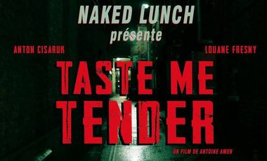 Visuel du projet TASTE ME TENDER - UNE HISTOIRE DE VAMPIRES