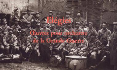 Visueel van project Elégies - œuvres pour orchestre de la Grande Guerre