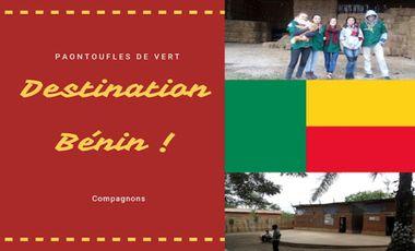 Visuel du projet Destination Bénin !