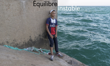 Project visual Equilibre Instable : le livre