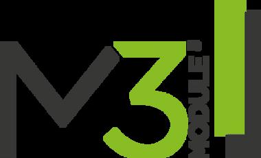 Project visual Lancement de l'entreprise Module³