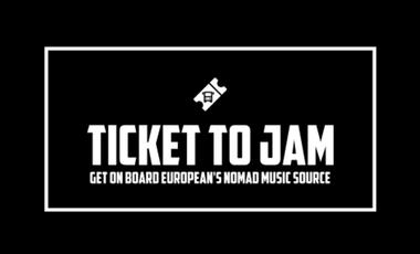 Visueel van project Ticket to Jam