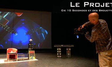 Visuel du projet Objectif Festival Nanterres sur Scène !