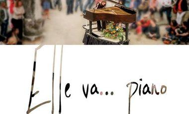 Project visual Elle va... piano - Restauration du 'Wheelock' et aménagement du 'Pianovan'
