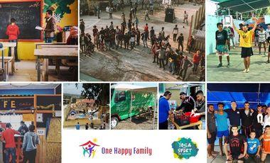 Visuel du projet Refugees of Lesvos - HumanityOurResponsibility