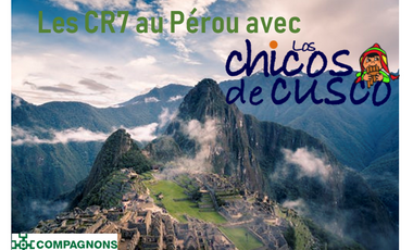 Visueel van project Les 7 Compagnons Recomposés à Cuzco, Pérou (2019)
