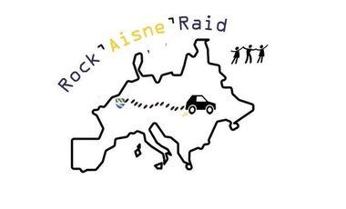 Project visual Rock'Aisne Raid 2019