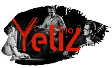 Visueel van project YELIZ TRIO Nouvel Album