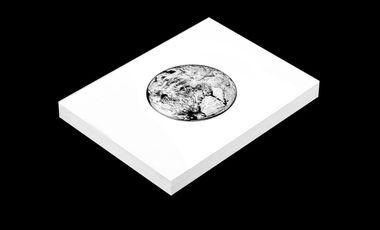 Project visual Edition et impression du livre de Photographies M.O.O.N