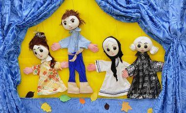 Visuel du projet Des marionnettes pour Baalbeck !