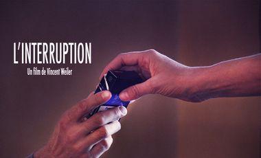 Project visual L'Interruption - Court Métrage London Film School