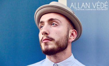 Visuel du projet Allan Védé : l'aventure commence maintenant !