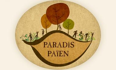 Project visual Paradis Païen: Lieu de vie, Epicerie, Buvette, Espace de travail, Lieu culturel