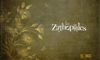 "Visuel du projet SORTIE du 1er album des ZYTHOPHILES : ""NOMAD"""
