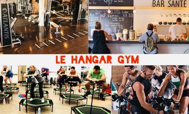 Visueel van project LE HANGAR GYM