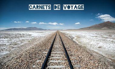 Visuel du projet Carnets de Voyage