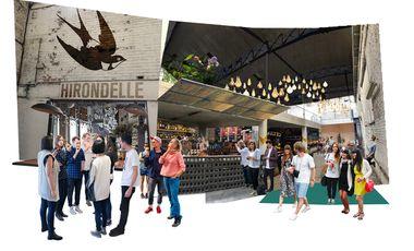 Visuel du projet Bières Hirondelle