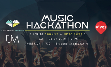 Project visual Music Hackathon