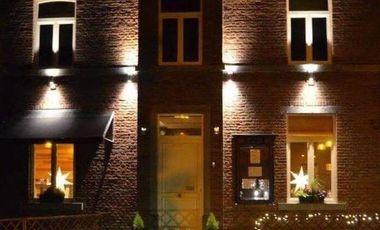 """Visueel van project Restaurant """"Bistronomique"""""""
