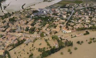 Project visual Solidarité aux postiers sinistrés des inondations de l'Aude