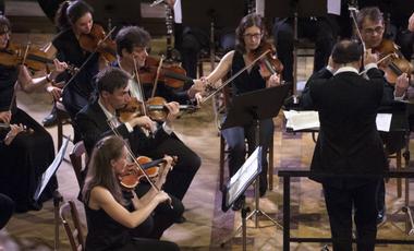 Project visual Concerts à la découverte de compositeurs oubliés, direction Yaïr Benaïm