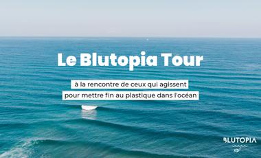 Project visual Le Blutopia Tour