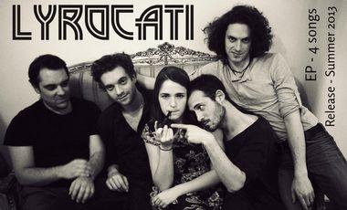 Visuel du projet Lyrocati - EP