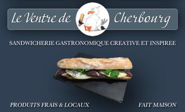 Visueel van project Le Ventre de Cherbourg