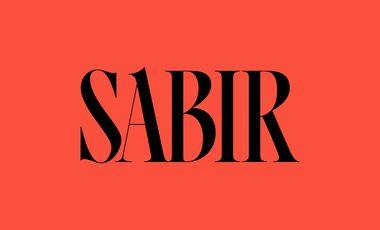 Visuel du projet SABIR — Collection d'objets littéraires
