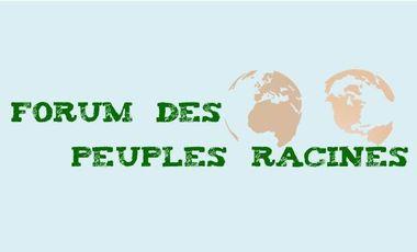 Visuel du projet Forum des Peuples Racines à Strasbourg