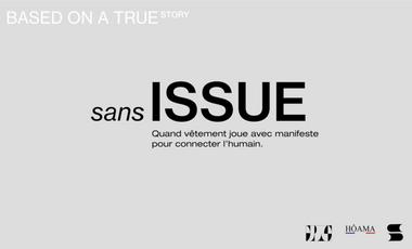 Visuel du projet 𝘴𝘢𝘯𝘴 ISSUE