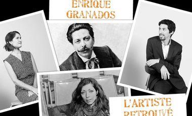 Visueel van project Granados, l'Artiste retrouvé