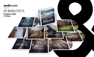Visueel van project At Barloyd's (Piano Solos) Coffret de 9 CD