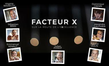 Visueel van project FacteurX