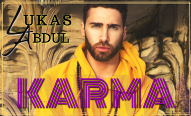 Project visual Clip KARMA - Lukas Abdul (The Voice)