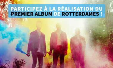 Project visual Premier album de Rotterdames !