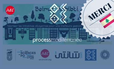 Visueel van project Beirut Habibti