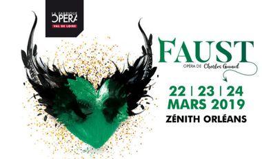 Visuel du projet Faust - La Fabrique Opéra Val de Loire