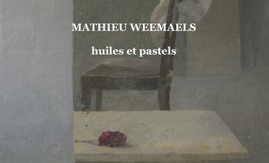Project visual Mathieu Weemaels huiles et pastels