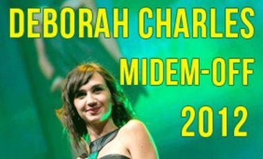 Project visual Deborah Charles au MIDEM-OFF !
