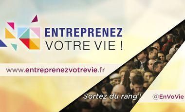 Visuel du projet Entreprenez Votre Vie !